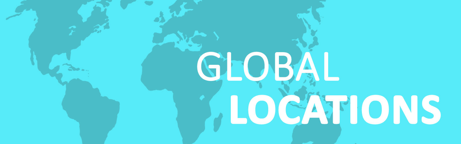 Global Locations - DOVE International