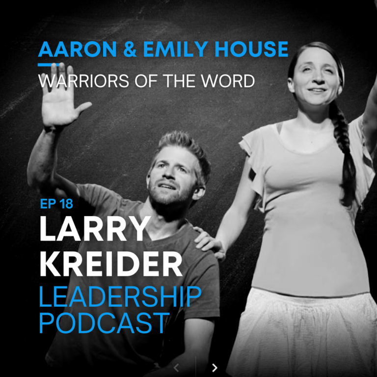 Aaron & Emily House on Warriors of the Word